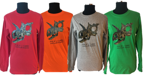 Long Sleeve Skull Shirts