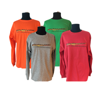 Long Sleeve Spine Shirts