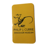 Small Museum Logo Magnet