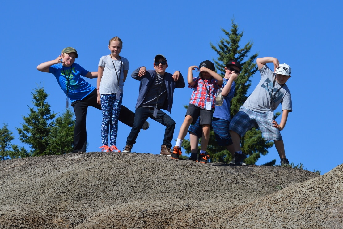 Summer Day Camps - Philip J  Currie Dinosaur Museum